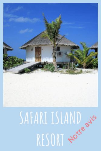 Safari Island Maldives Pinterest