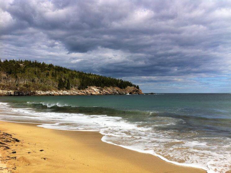 Wonderland à Mount desert Island dans le Maine