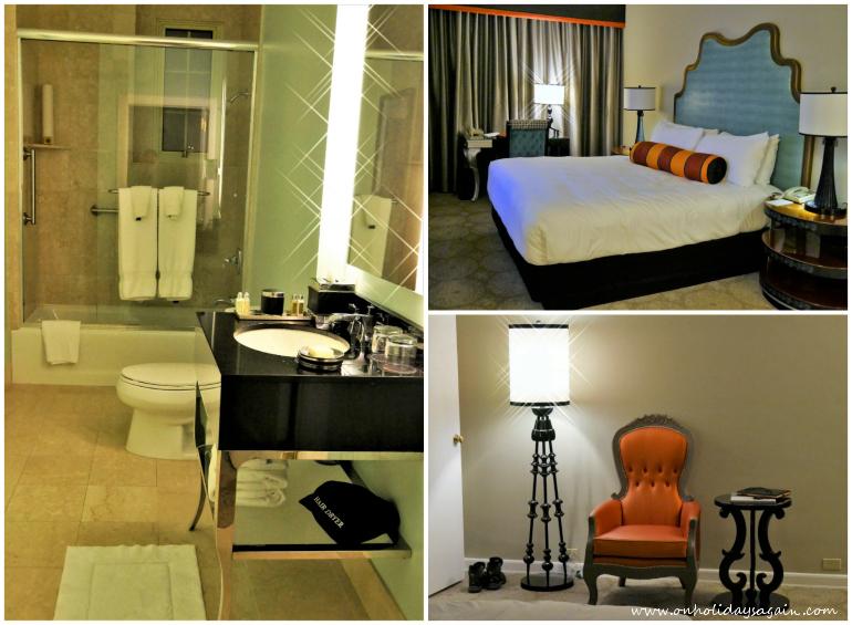 Scarlet Huntington hotel à Nob Hill l'hôtel idéal pour visiter San Francisco en 1 jour
