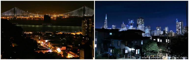 Visiter San Francisco en 1 jour et se balader devant la skyline de San Francisco