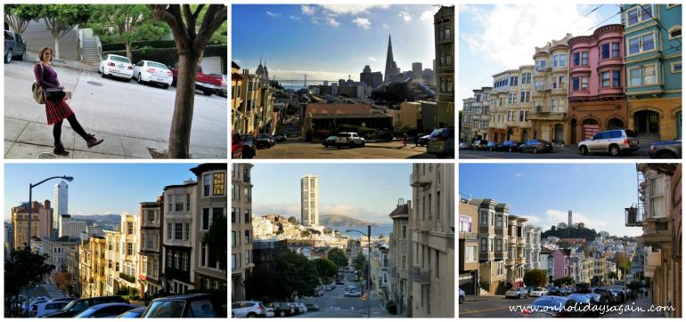 Visiter San Francisco en 1 jour dans les quartiers de Nob Hill et Russian Hill