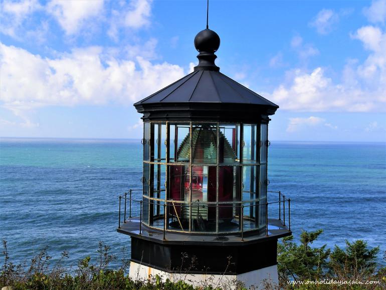 Road trip en Oregon arrêt à Cape Meares Lighthouse