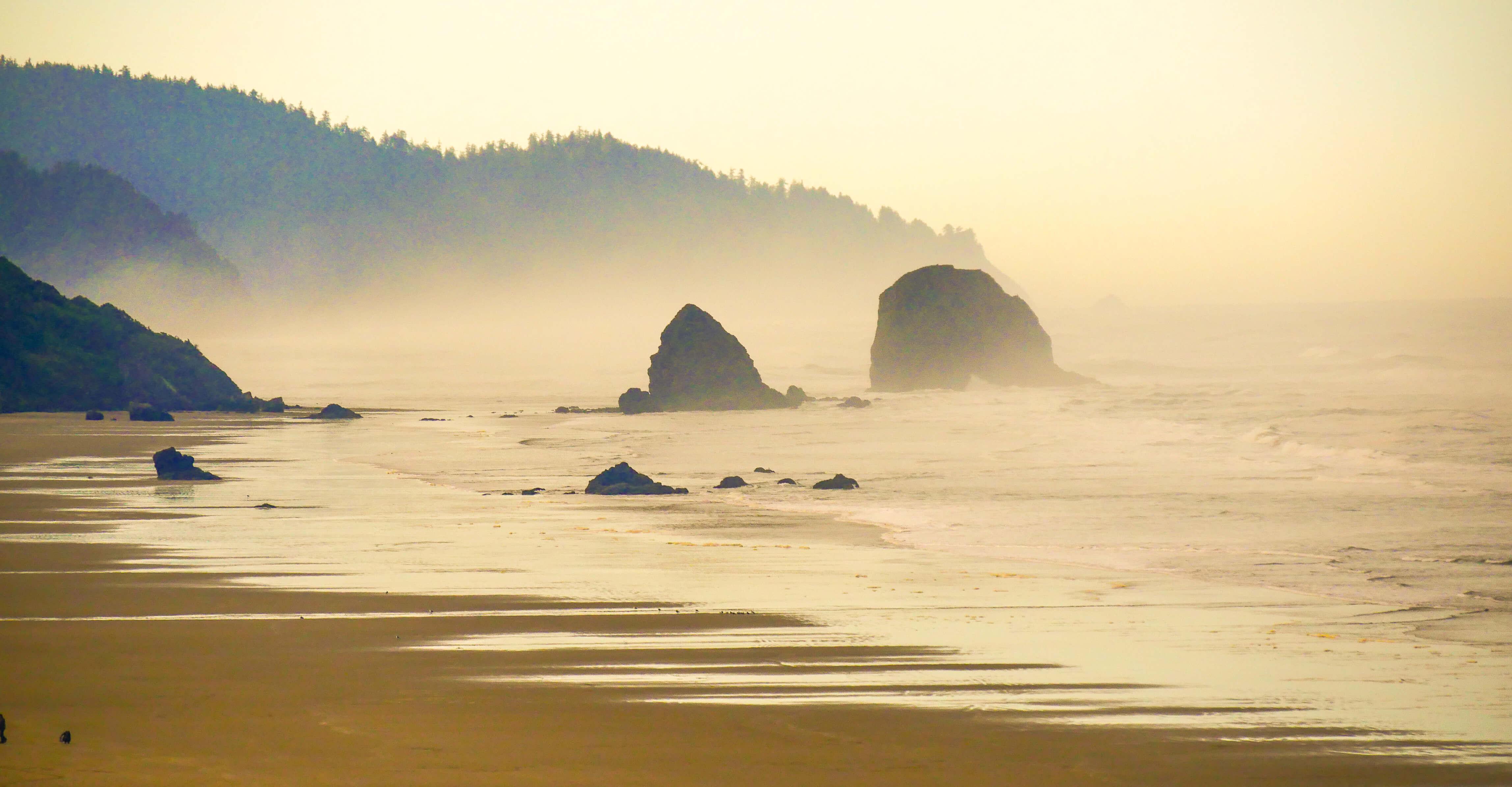 Oceanside Road trip en Oregon