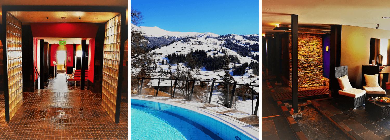 Le Spa du Lenkerhof pour un séjour romantique en Suisse et détente