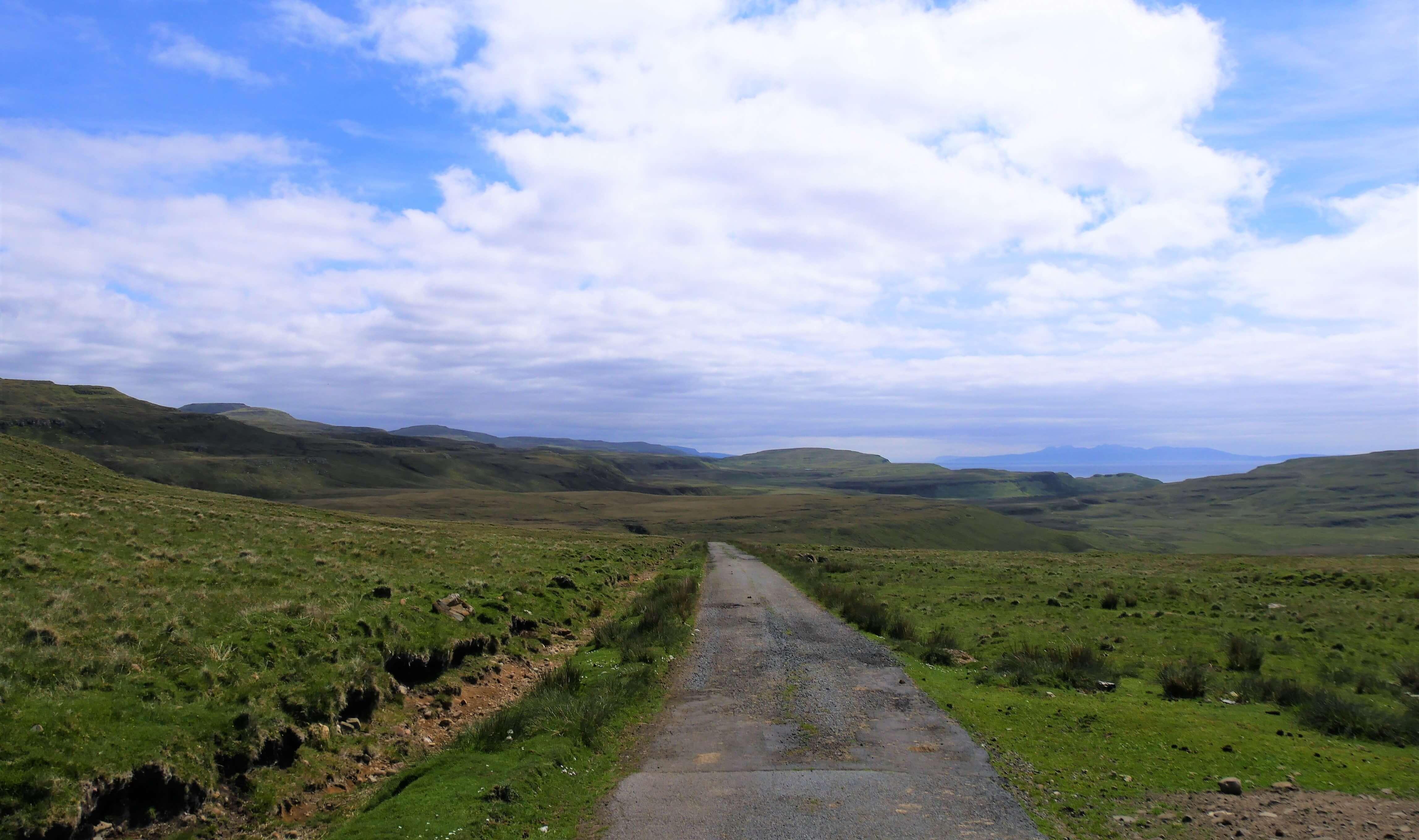 Un road trip qui devient un off-Road trip