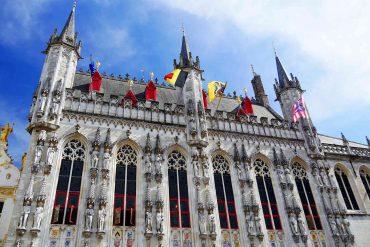 Visiter Bruges et l'Hôtel de ville
