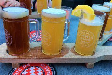 Bières de la Brasserie de Monaco pour mieux visiter Monaco à pied