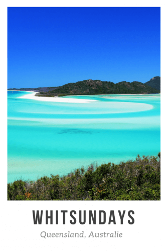 Iles Whitsundays Queensland Australie