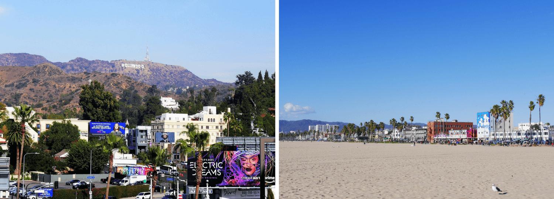 Los Angeles en Californie du Sud