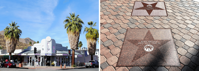 Palm Springs en Calfornie du Sud