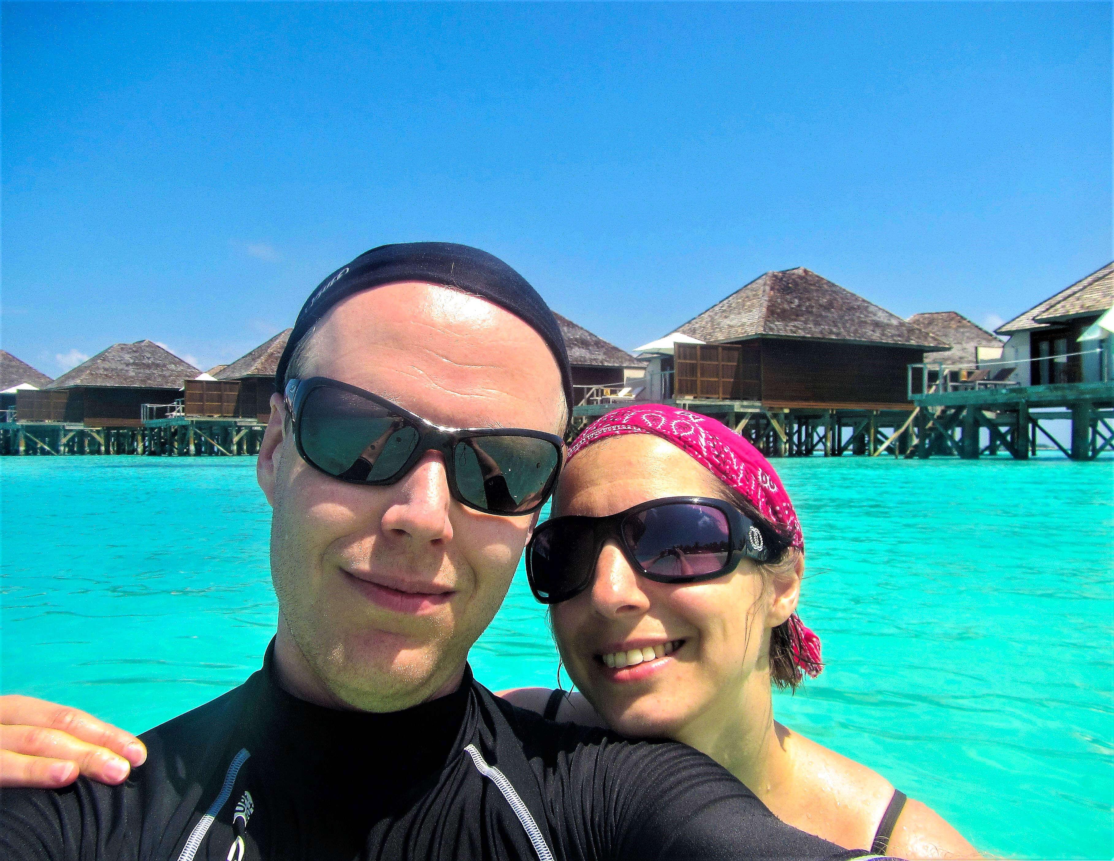 Mettre dans sa valise pour les Maldives de quoi se couvrir la tête
