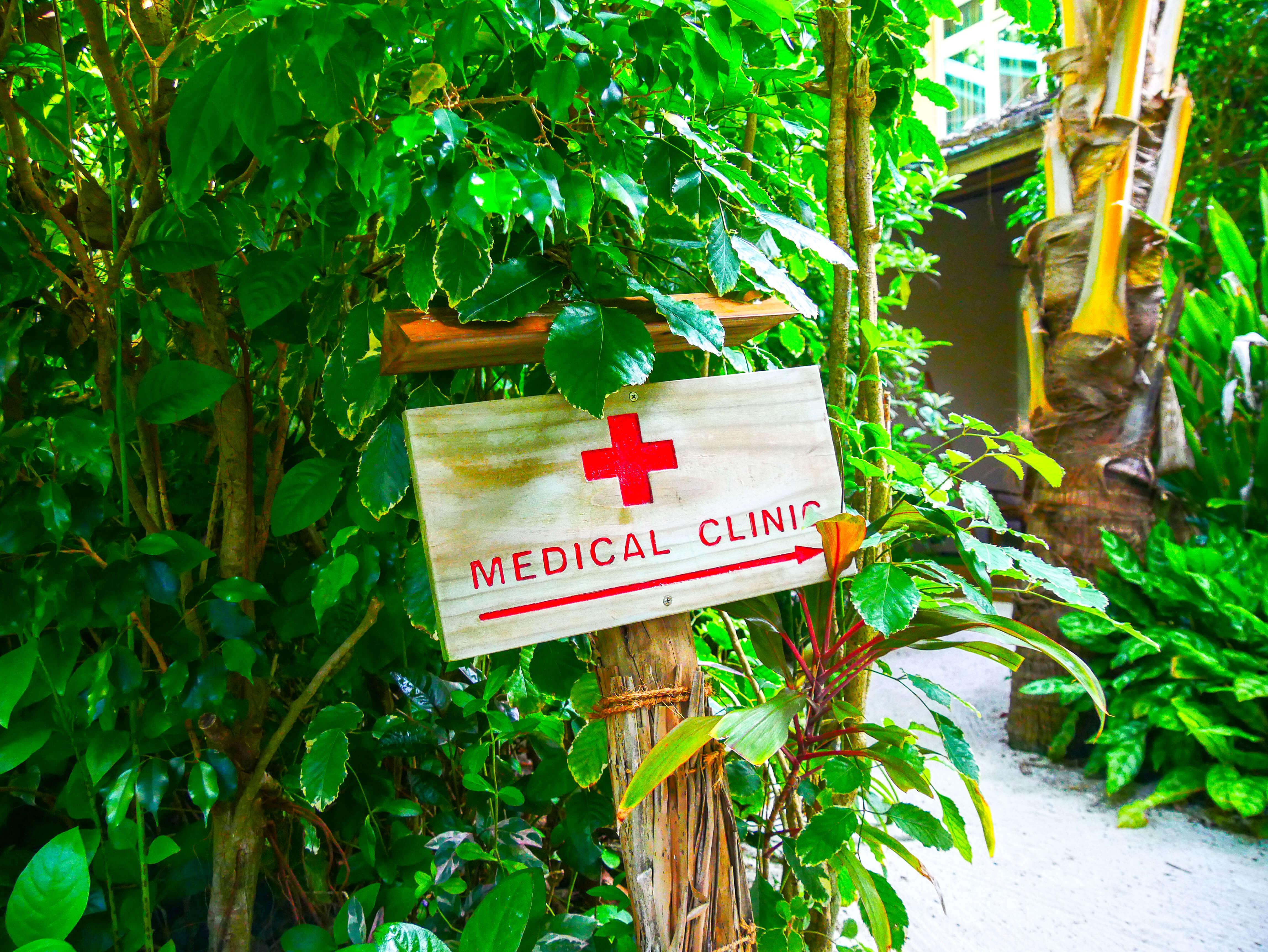 Prévoir dans sa valise pour les Maldives des médicaments