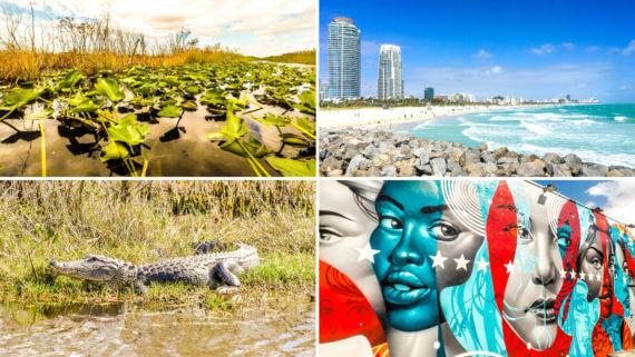 Road trip en Floride 3 semaines nature et urbain