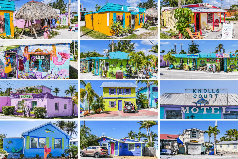 Visiter Matlacha sur Pine Island en Floride