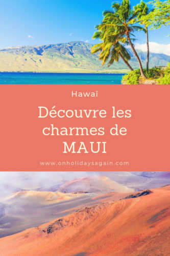 Que faire à Maui Hawaii Pinterest