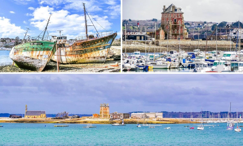 Camaret-sur-Mer et le Sillon Finistère
