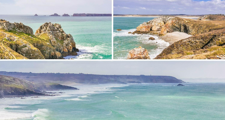 Pointe de Dinan Crozon Finistère
