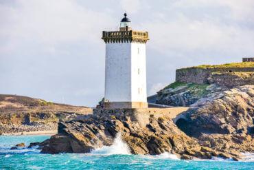 Visiter le Finistère Phare de Kermorvan