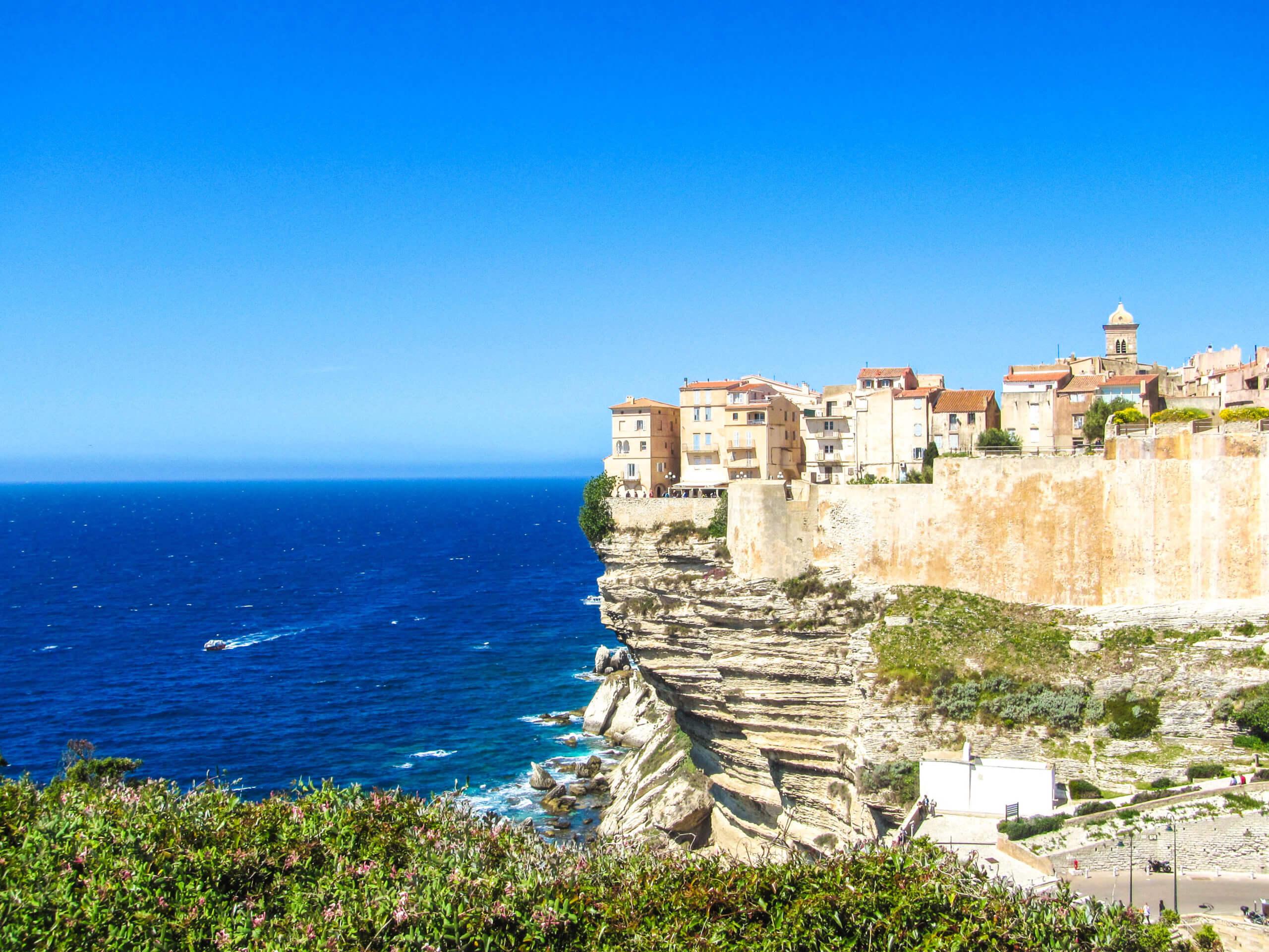 Visiter Bonifacio Corse