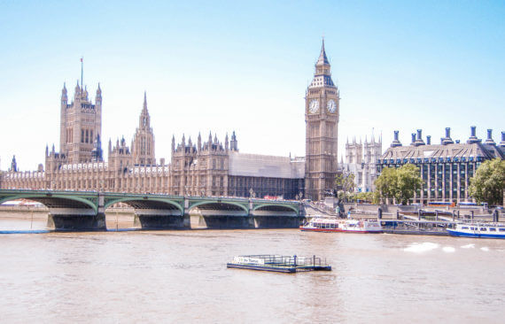 Visiter Londres Big Ben Westminster