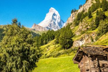 Week-end à Zermatt et voir le Cervin
